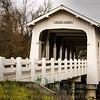 Grave Creek Covered Bridge, near Grant's Pass, Oregon