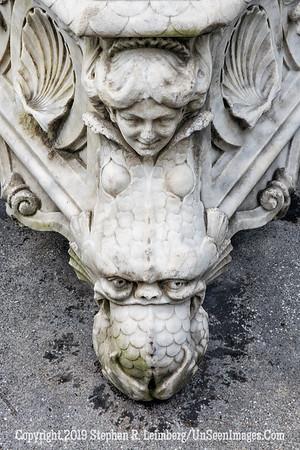 Detail Fountain Plaza de la Constitucion - Copyright 2015 Steve Leimberg - UnSeenImages Com _Z2A3636