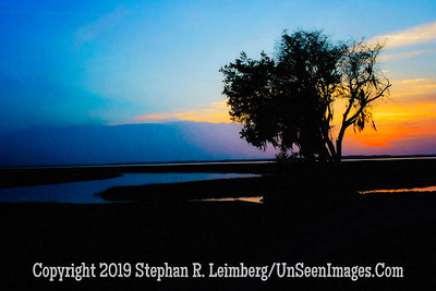 Sunset on the Amelia Island Marsh _ Copyright 2015 Steve Leimberg - UnSeenImages Com H1R0021