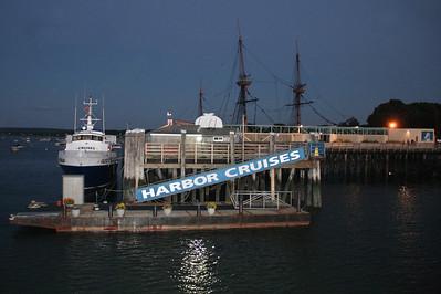 Harbor Cruises Dock