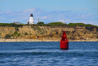 Gurnet Light & Channel Marker 4  30x20