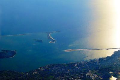Plymouth Harbor at 10,000