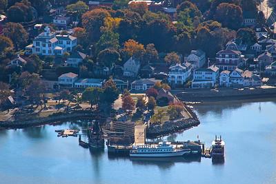 State Pier, Mayflower II, Captain John IV, Pilgrim Belle Cruises (1)