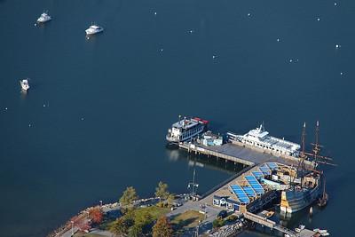 State Pier, Mayflower II, Captain John IV, Pilgrim Belle Cruises (3)
