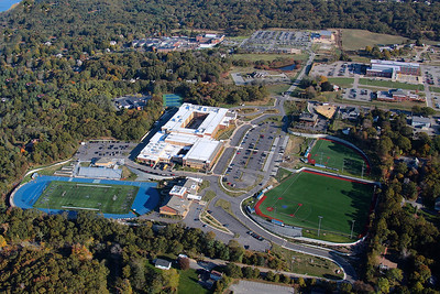 Plymouth North High School Campus