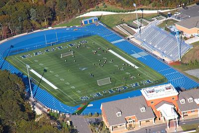 Plymouth North High School Football Field