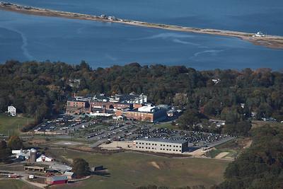 Jordan Hospital and Plymouth Lonng Beach