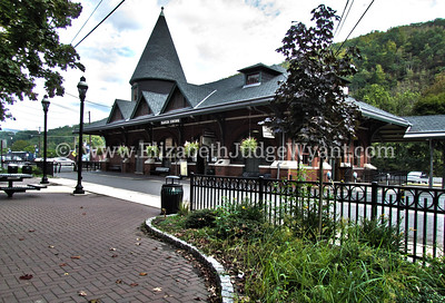 Train Station, Jim Thorpe, PA