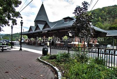 Train Station, Jim Thorpe, PA