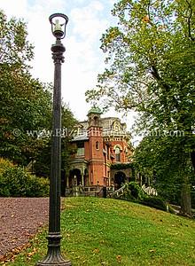 Harry Packer Mansion, Jim Thorpe, PA