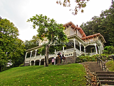 Asa Packer Mansion, Jim Thorpe, PA