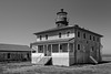This used to be a hospital in the Civil War.  It was later converted to a lighthouse.