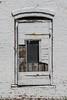 Door to a smokehouse.