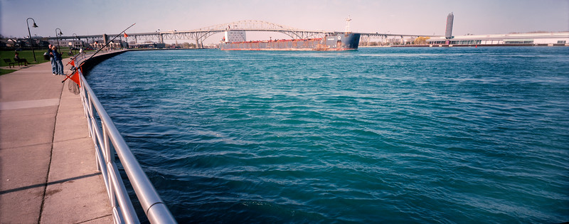 Algoma Guardian & Blue Water Bridge