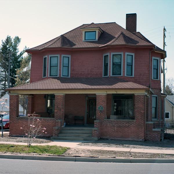 Jefferson Sheldon House
