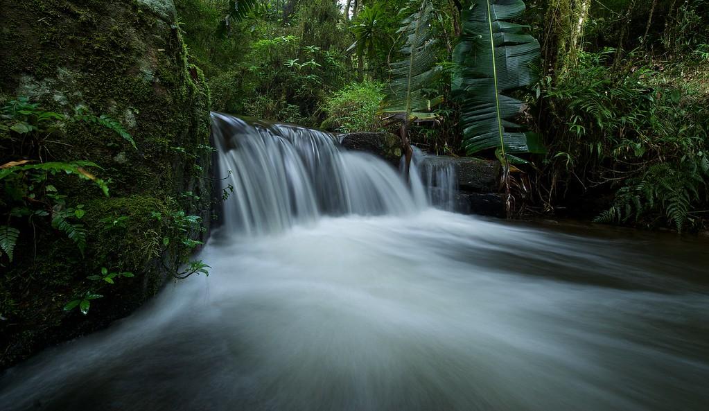Ranomafana waterfall