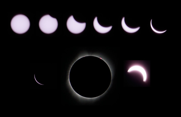 Eclipse, 21 August 2017