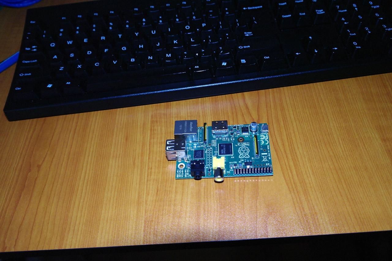 2159 Andrew's Raspberry Pi