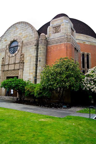 2329 Jewish Temple Downtown Portland