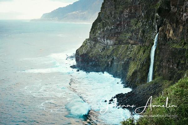 Joulukuussa Madeiralla vuokra-autolla