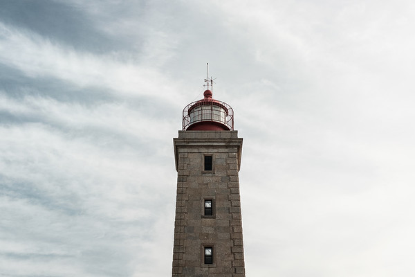 A lighthouse in Portugal