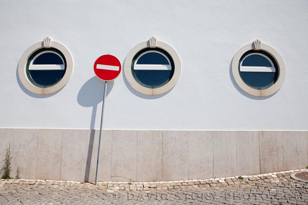 Do not enter. Ericeira, Portugal.