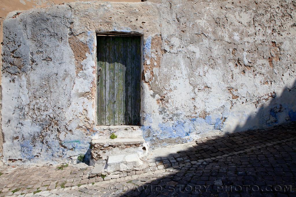 Door. Ericeira, Portugal.