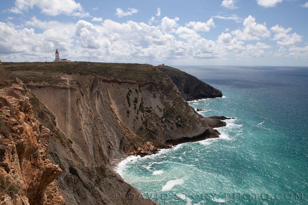 Cabo Espichel, Portugal.