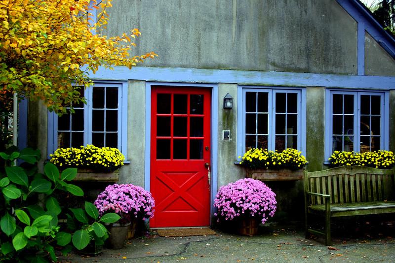 Ali's side door