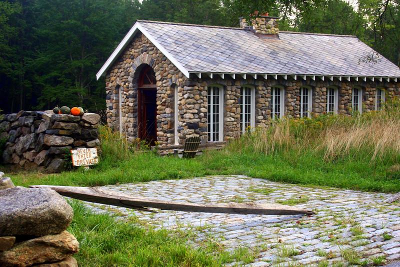 Julie's turtle barn again