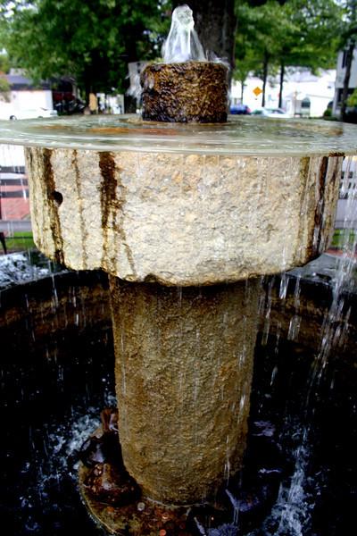 Fountain - Scott's Corners