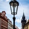 Gaslights in Prague