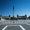 Square of Heroes, Budapest