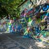Prague grafetti