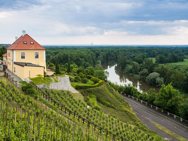 Melnik, near Prague