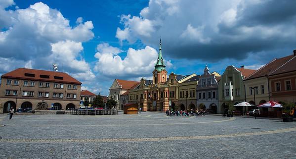 Melnik, Czech Republic, near Prague