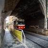 Prague streetcars