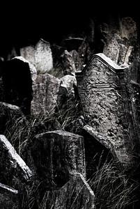 Graveyard in Prauge