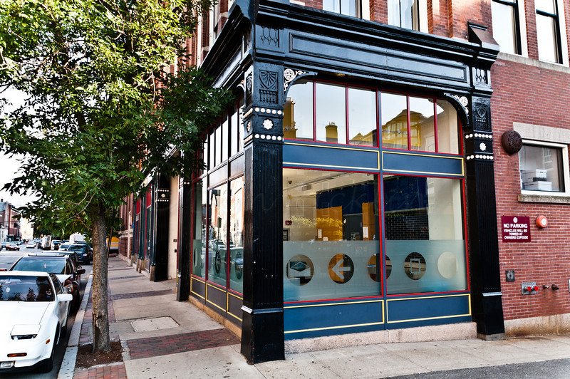 The RISD Store front.