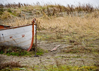 Boat From the Past At Point Wilson
