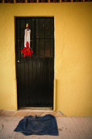 A village house, Yelapa, Mexico, 2011