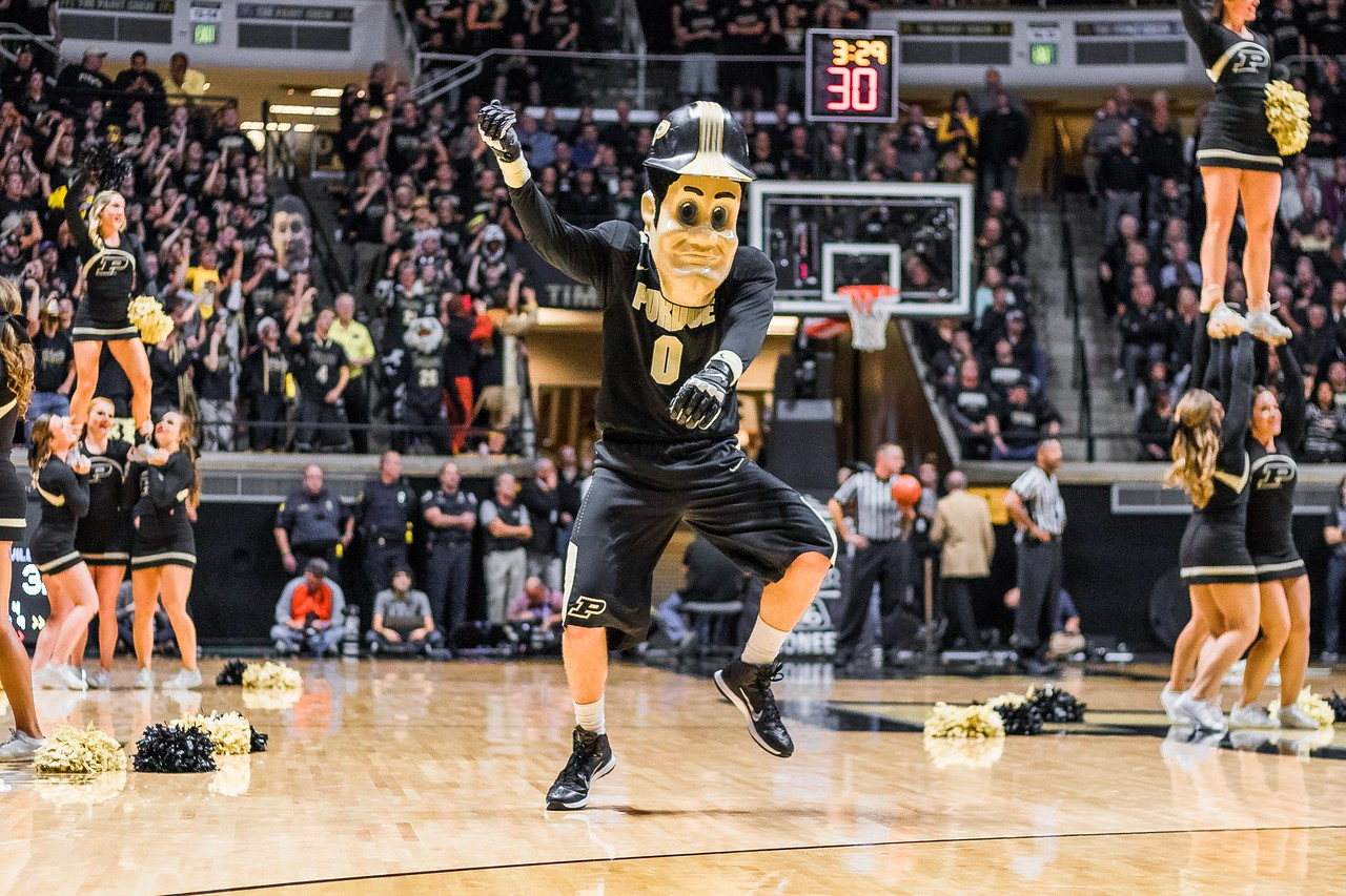 Purdue Pete Giddy Up