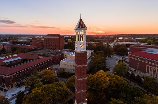 Purdue University Bell Tower