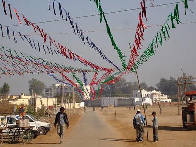 Qadian Darul Amaan Decorated