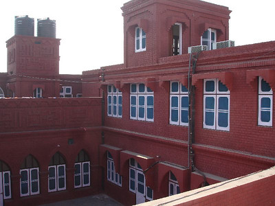 Umm-e-Tahir Building