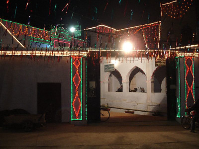 Main Gate of Darul Masih
