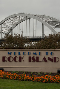 "The City of Rock Island, Illinois, one of the core cities which make up the greater Quad Cities metropolitan area, is located in the southwest ""corner"" of the Quad Cities - in western Illinois on the Mississippi River, and is home to about 40,000 people"