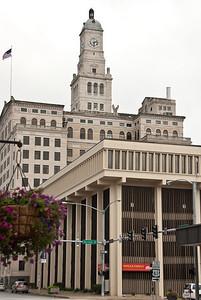 Downtown Davenport - Iowa