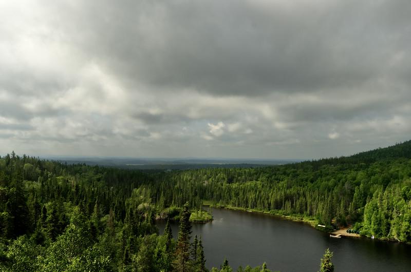 La Haie Lake