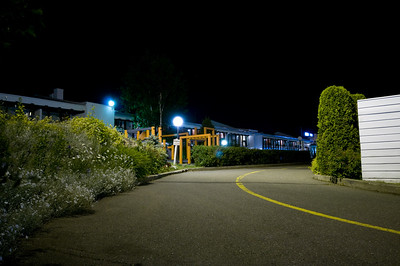 My first attempt at a night shot